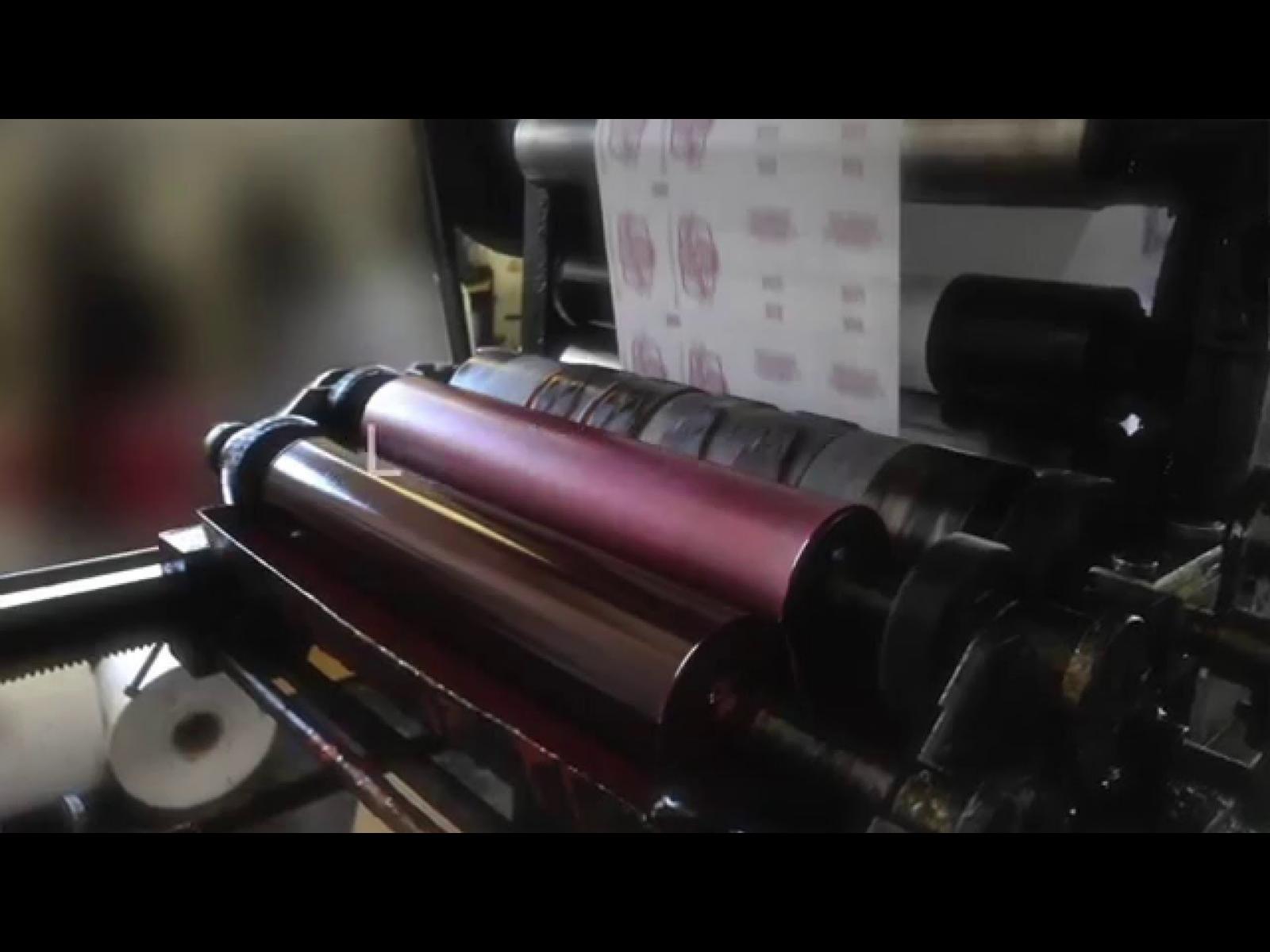 ETENFLEX 2016 Impresión materiales flexibles en Madrid. Etiquetas adhesivas en Madrid