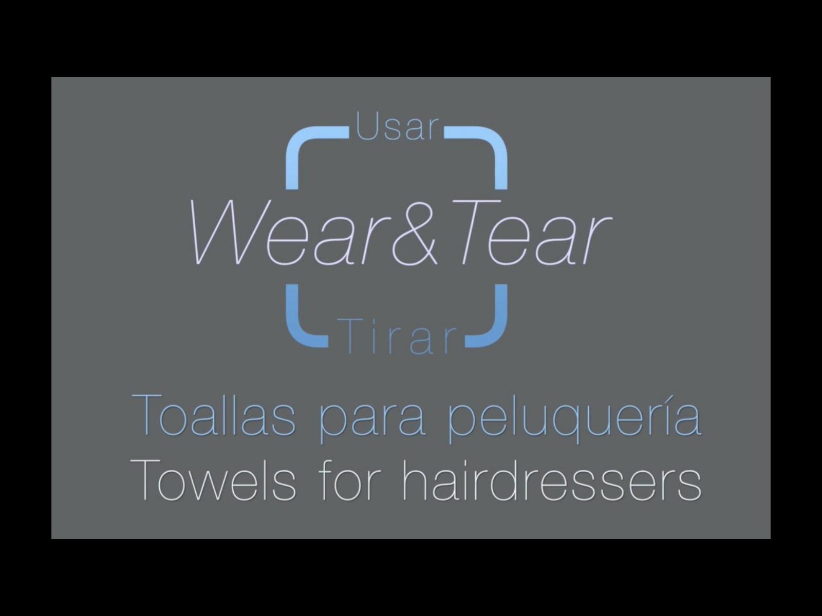 Aplicación Toallas Wear&Tear